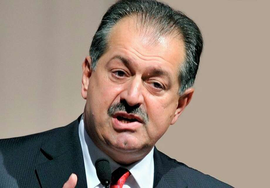 DowDuPont Executive Chairman Andrew Liveris (Photo provided) / 2008 AFP
