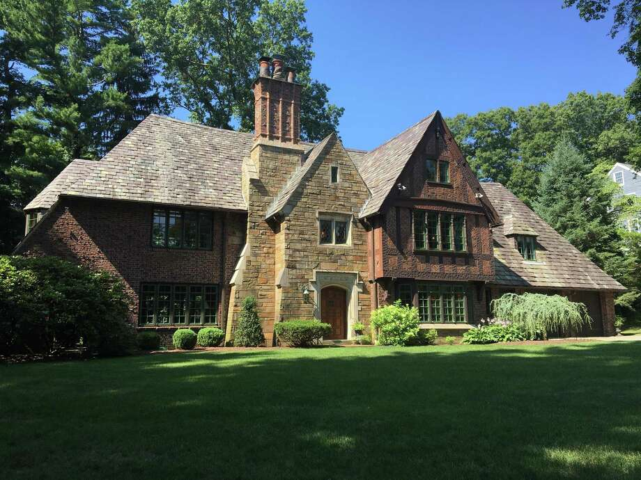 The Tudor house at 255 Algonquin Road in Fairfield was designed by the late Ernest G. Southey, a notable Bridgeport architect who designed a number of local landmark buildings including the Bijou Theatre.
