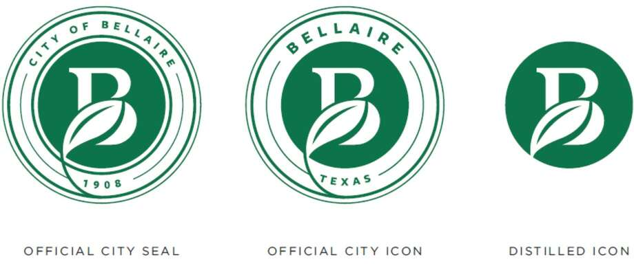 These were the potential designs for a rebranded logo for the city of Bellaire.NOW PLAY GUESS THE CITY LOGO ---> Photo: City Of Bellaire