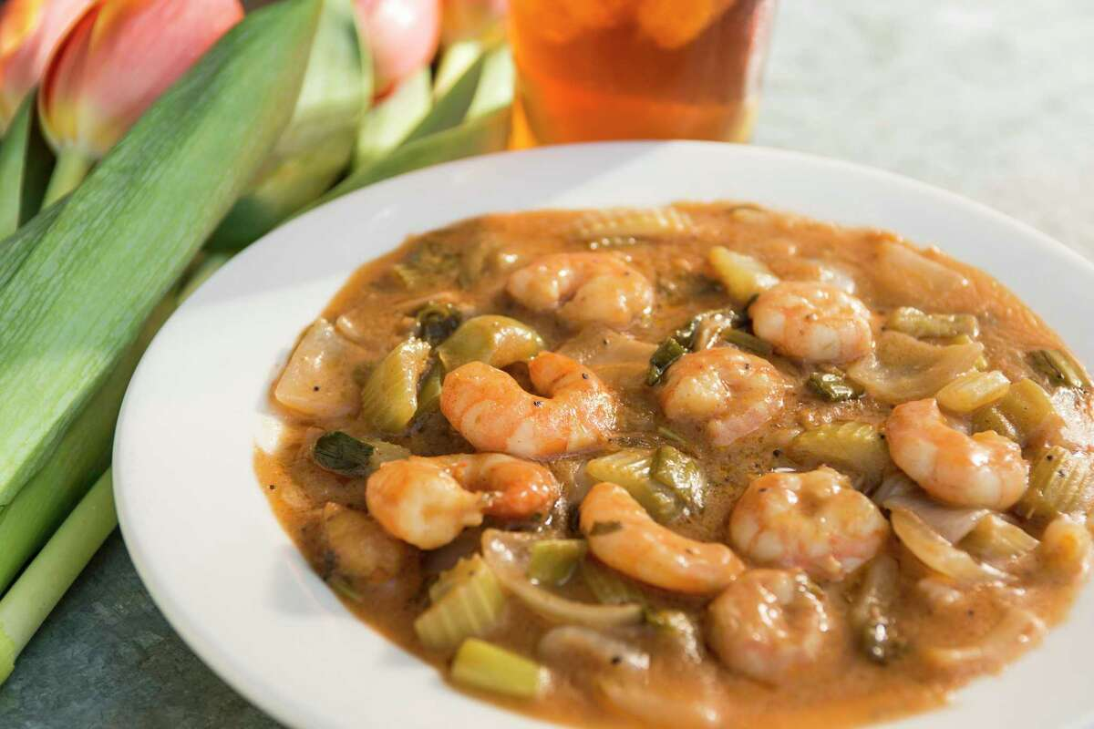 Treebeards, a downtown Houston restaurant institution, marks its 40th anniversary in 2018. One of the restaurant's most popular dishes is its Shrimp Étouffée.