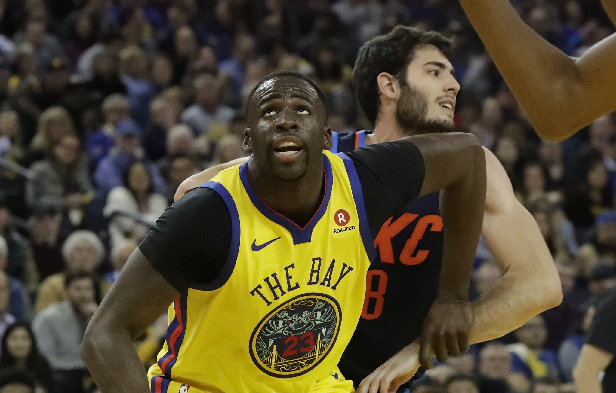 916e1e1e5 Draymond Green has technical rescinded by NBA - SFGate