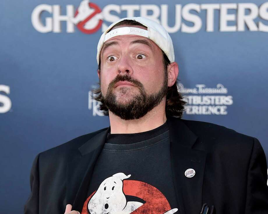 "FILE - In a Saturday, July 9, 2016 file photo, Kevin Smith arrives at the Los Angeles premiere of ""Ghostbusters"" at the TCL Chinese Theatre. Photo: Jordan Strauss / Invision"