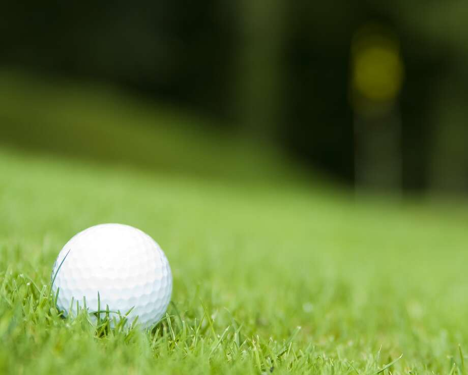 Clear Falls golf booster club is planning a ball drop fund-raiser. Photo: Malcolm Boyd / handout / stock agency