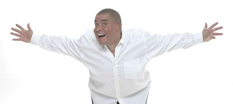 """Standup comic, pianist and impersonator Sarge will be at the Jewish Community Center March 1 to perform and talk about his memoir, """"Black Boychik: The Hilarious True Story of a Fat, Mixed-Race Jew Crack Addict Who Somehow Becomes a Comedian. Go Figure."""" Photo: Courtesy Photo / Peter Lorber - www.peterlorber.com"""