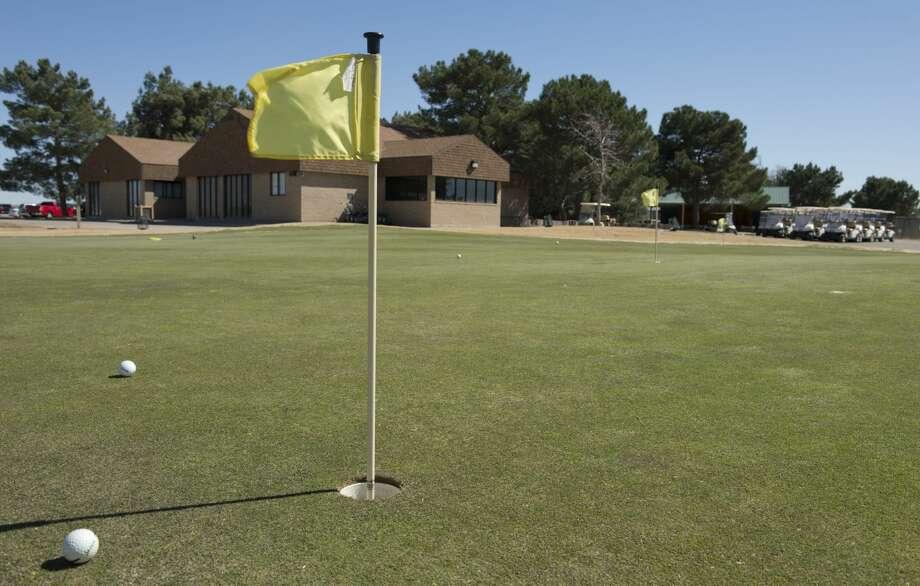 Hogan Park Golf Course 02/26/18. Tim Fischer/Reporter-Telegram Photo: Tim Fischer/Midland Reporter-Telegram