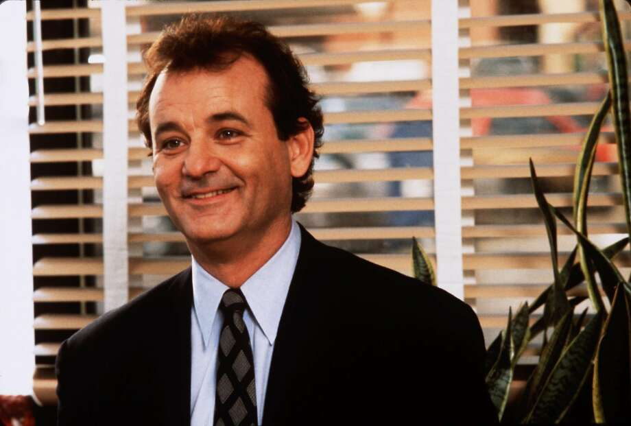 """Bill Murray had to keep re living Feb. 2 in """"Ground hog Day."""" What about a decade? Photo: Louis Goldman, Columbia Pictures"""
