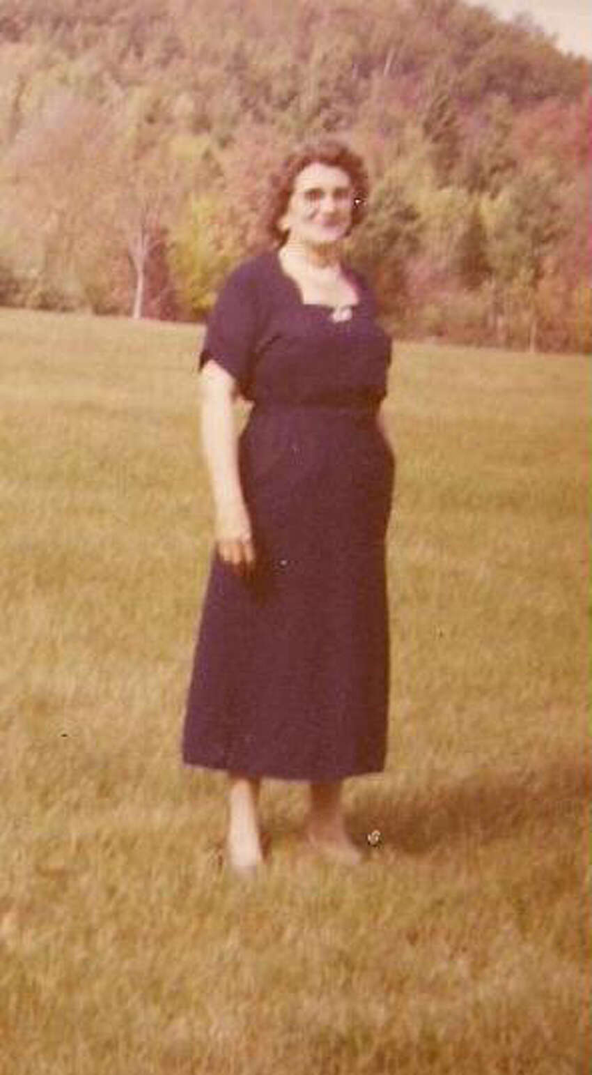 Iva Mildred Foss, then 60, was reported missing from Rumney, N.H., by her husband on November 20, 1960. Her car was later found on a side street in Johnstown. She was reportedly shot during a fight with her ex-boyfriend's wife, with her remains then dumped in an inactive New Hampshire mine. However, investigators found these claims to be dubious and her body was never found. Anyone with information is asked to call the Gloversville Police Department.