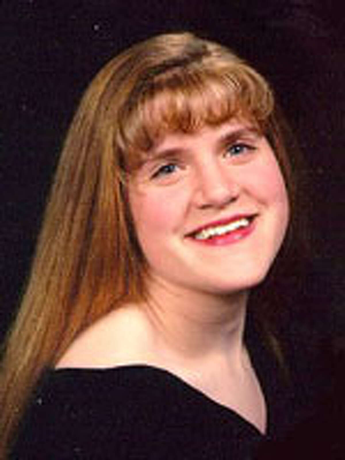 A photo of Suzanne Lyall in 1998, the year she disappeared at age 19.