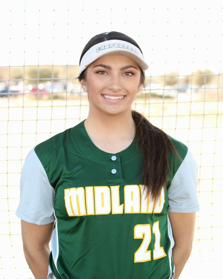 Midland College's Crystine Kistner Photo: MC Athletics
