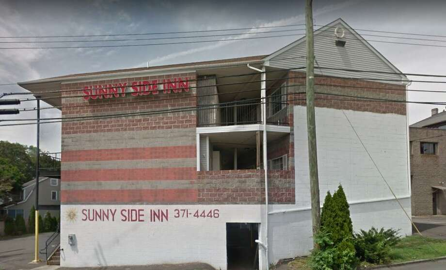 The Sunnyside Inn was the scene of Bridgeport's fourth homicide of 2018 on Monday, February 26. The victim, who was not identified, was described as a middle-aged black man. Photo: Google Street View Image