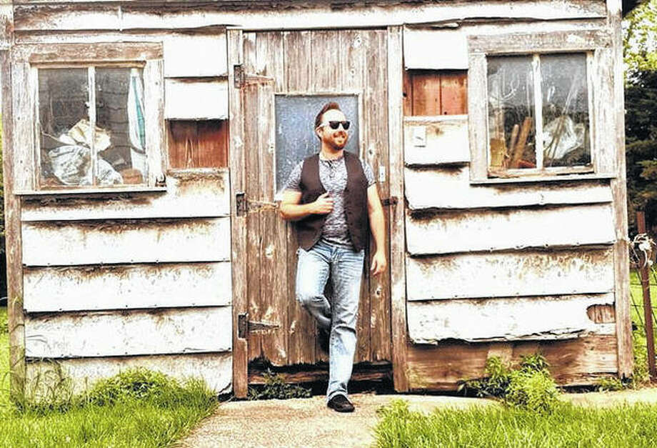 Scott Wyatt is a White Hall native who has been pursuing a music career since graduating from North Greene High School in 2005. Photo provided