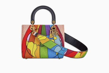 MCM Patricia shoulder bag, $2,025