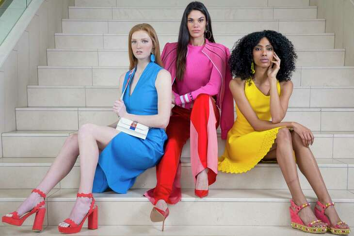Luxe Life spring fashion at Hotel Alessandra Monday, Jan. 29, 2018 in Houston. ( Michael Ciaglo / Houston Chronicle)