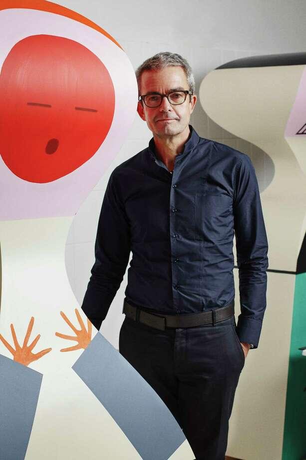 AKRIS: Albert Kriemler is the designer and creative director at Swiss fashion company Akris. Photo: Akris / Copyright by Franco P Tettamanti