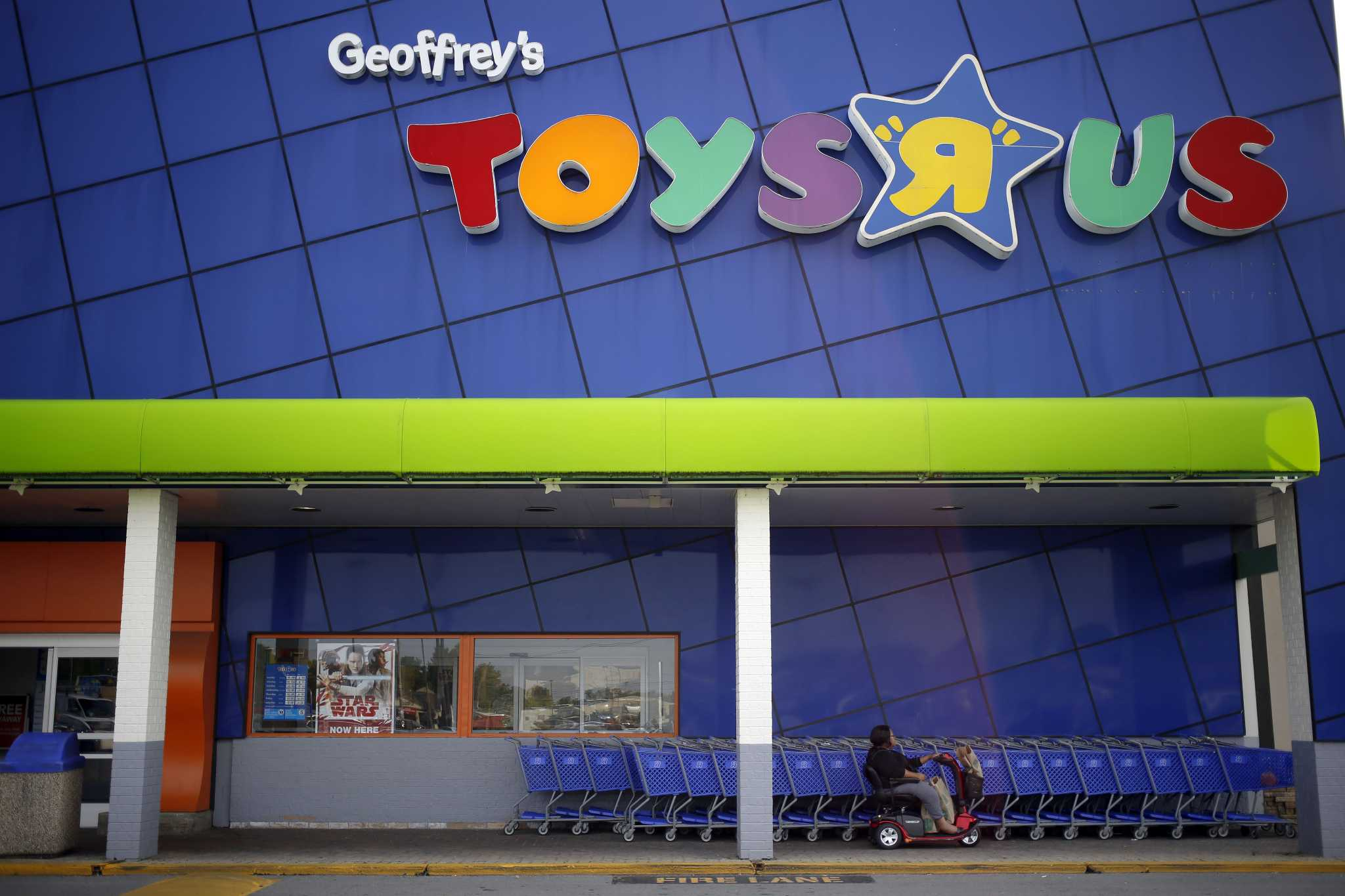 Reports: Game over for Toys R Us - The Hour