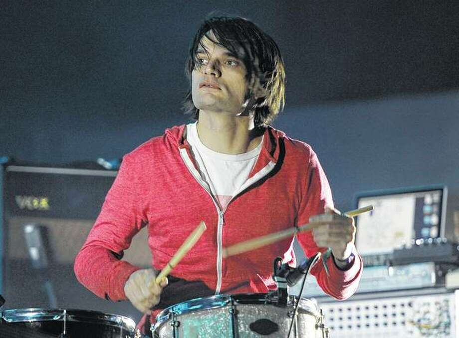 "Jonny Greenwood of Radiohead performs in April 2012 at the Coachella Valley Music and Arts Festival in Indio, California. Greenwood is nominated for an Oscar for original score for his work on the film, ""Phantom Thread."" Photo: Chris Pizzello 