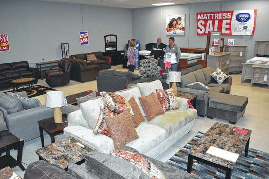 Furniture store expanding its market Jacksonville JournalCourier