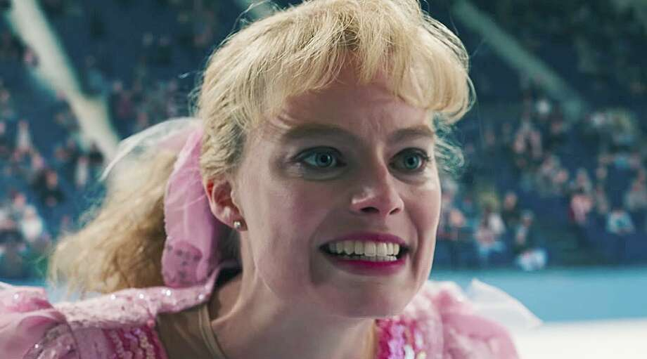 "Margot Robbie laces up her skates for an acclaimed performance as Tonya Harding in ""I, Tonya."" Photo: Neon"