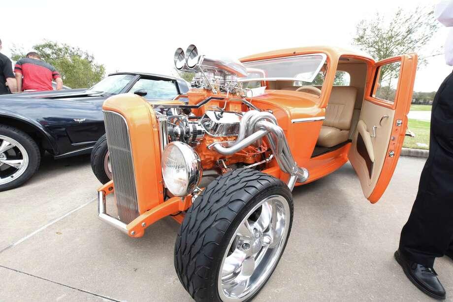 Photos: Heritage at Towne Lake Car Show - Houston Chronicle