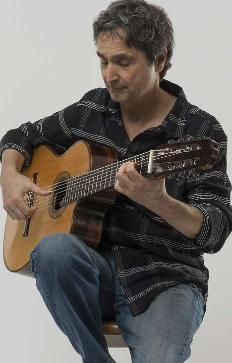 Ricardo Peixoto, Brazilian guitarist and composer, brings his quintet to Oakland for a concert at Piedmont Piano Co. Photo: Courtesy Ricardo Peixoto