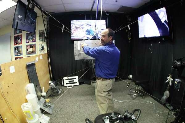 NASA's virtual reality journey uses same software, hardware