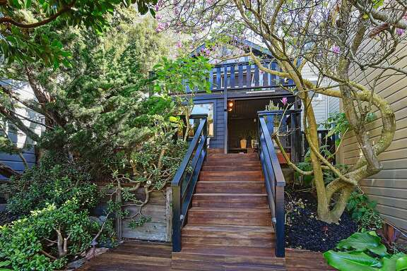 541 Diamond St. in Noe Valley is a two-bedroom, two-bathroom available for $1.795 million.�