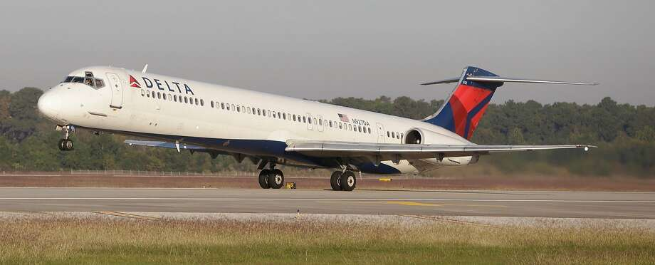 """Delta Air Lines denies boarding to both James Rees' and his wife, blaming a """"system error."""" A representative then makes him buy a new ticket from Detroit to Puerto Vallarta, Mexico. How did that happen — and is he entitled to a refund? Photo: Melissa Phillip / Houston Chronicle"""