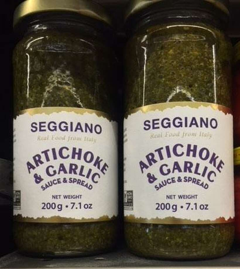 Seggiano USA, Inc. of Cheyenne, Wy. is voluntarily recalling Tuscan Kale Pesto sold in multiple states, including Connecticut, because the labels do not declare tree nuts (cashews). Photo courtesy of the U.S. Food and Drug Administration. Photo: Contributed / Contributed