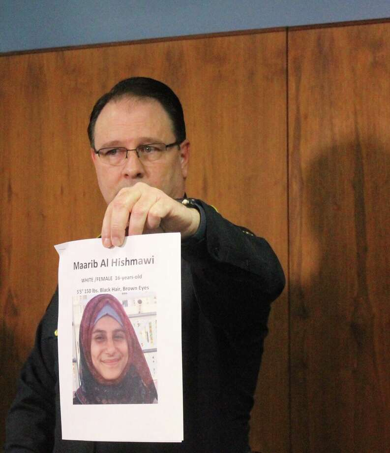 Bexar County deputies and the FBI are looking for Maarib Al Hishmawi, a 16-year-old Iraqi girl who has been missing in San Antonio since Jan. 30, 2018. Photo: Fares Sabawi/San Antonio Express-News