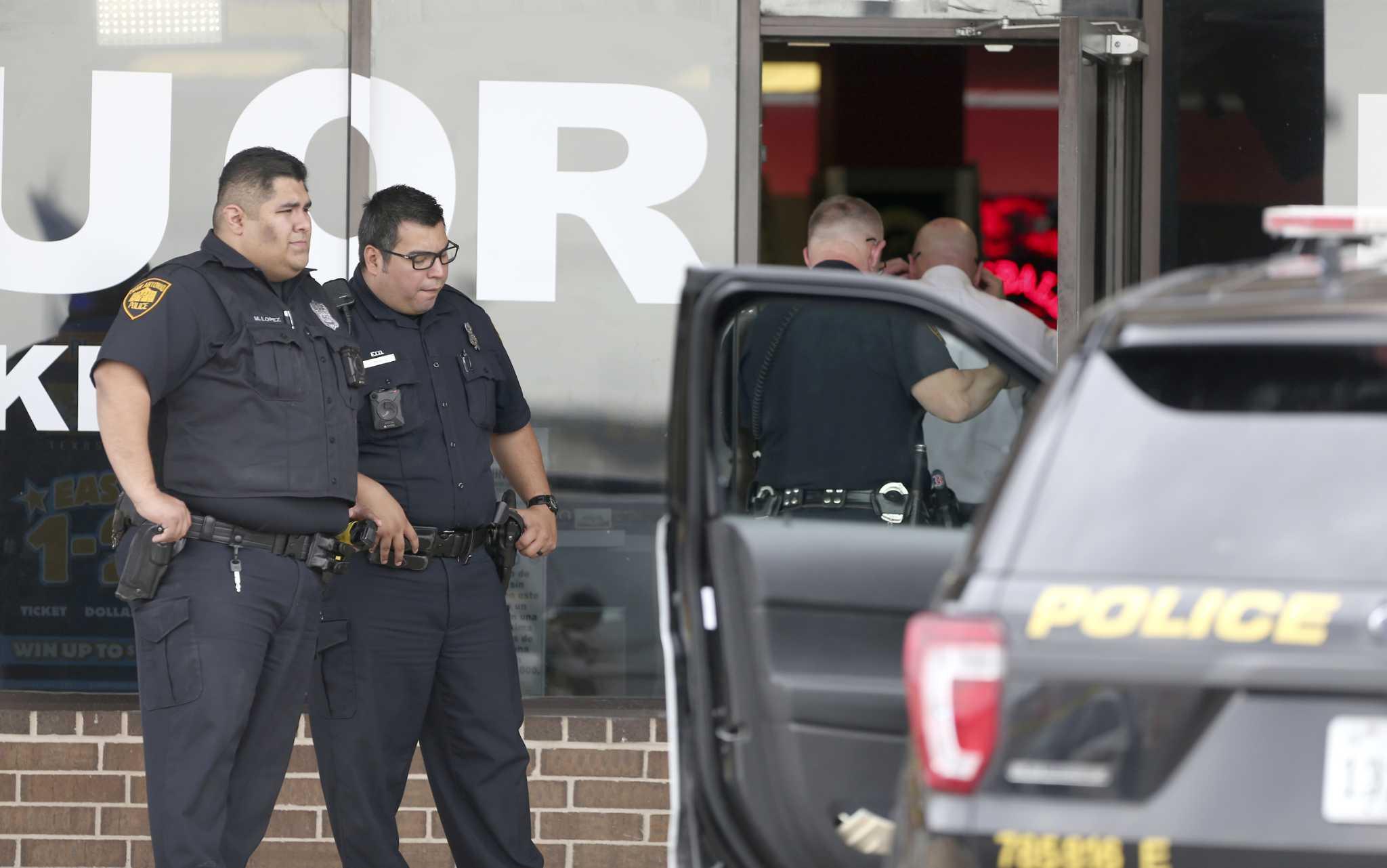Sapd Austin Highway Liquor Store Manager Fatally Shot Man