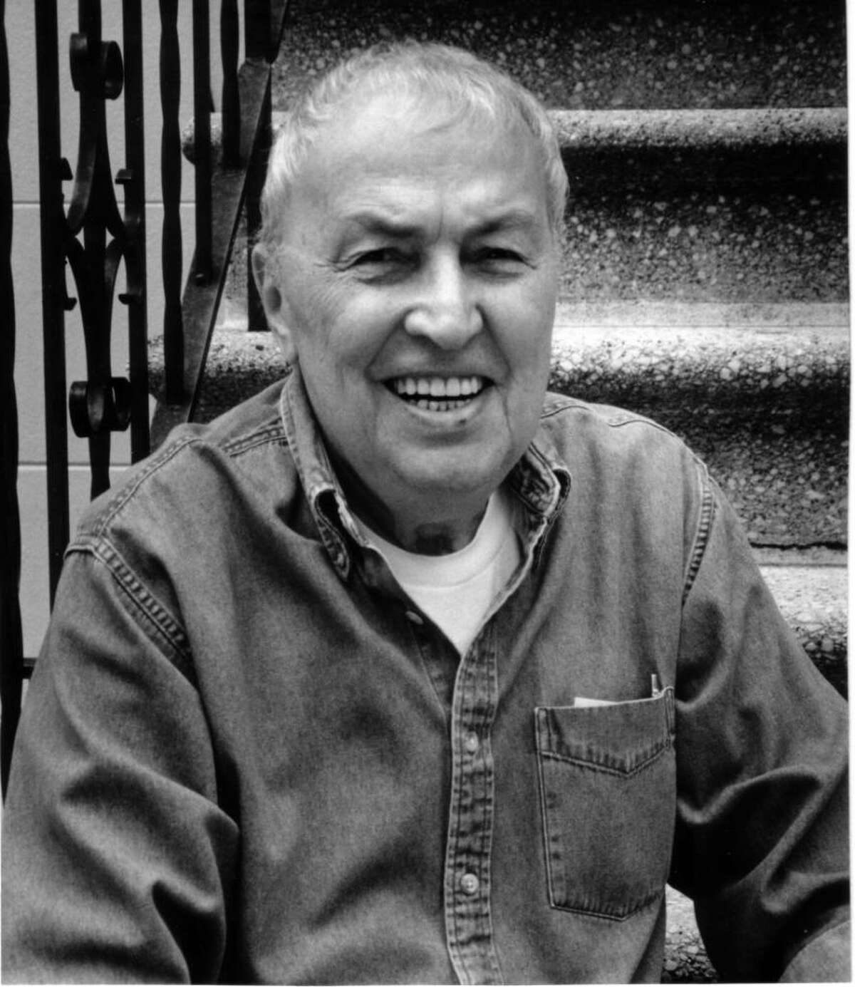 Author David Markson, who died Friday, June 4, 2010, at his New York apartment. He was 82. ( Associated Press / Johanna Markson )