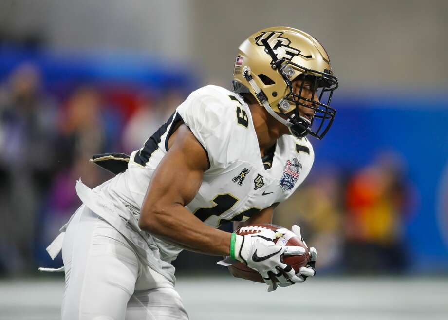 Central Florida cornerback Mike Hughes is a player some NFL experts see as being a nice fit for the Seahawks. Check out our pre-combine 2018 first-round mock draft in the following gallery. Photo: Icon Sportswire/Icon Sportswire Via Getty Images