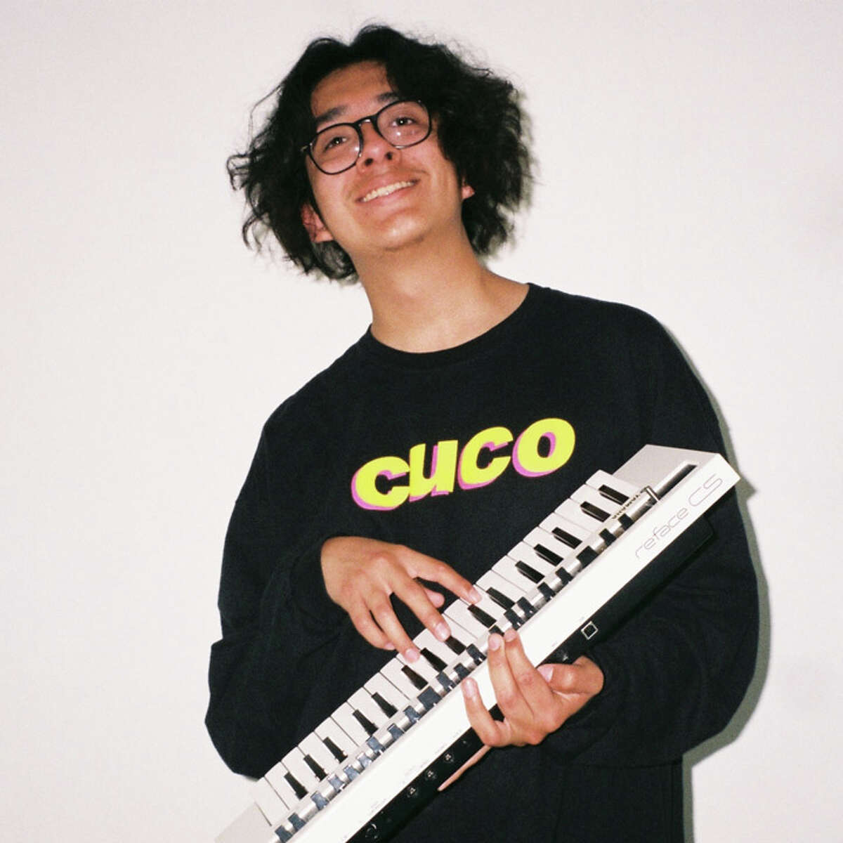 Like El Paso's Khalid, Los Angeles teenager Omar Banos has amassed a devoted following by singing honestly and openly about his feelings. Performing as Cuco, makes reverby, keyboard drenched ballads with lyrics quietly sung and spoken-sung in English and Spanish. Titles like