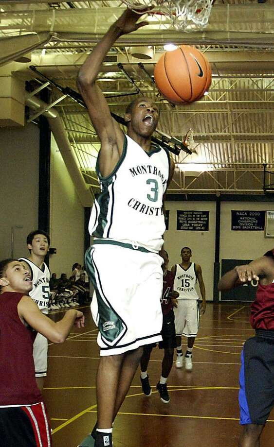 4b3f2ea9bd0d Forward Kevin Durant thrived at Montrose Christian High before playing one  season at the University of