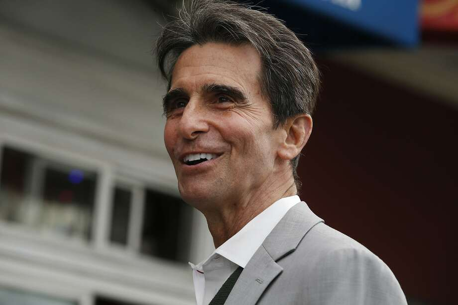 Mark Leno in January. Photo: Santiago Mejia, The Chronicle