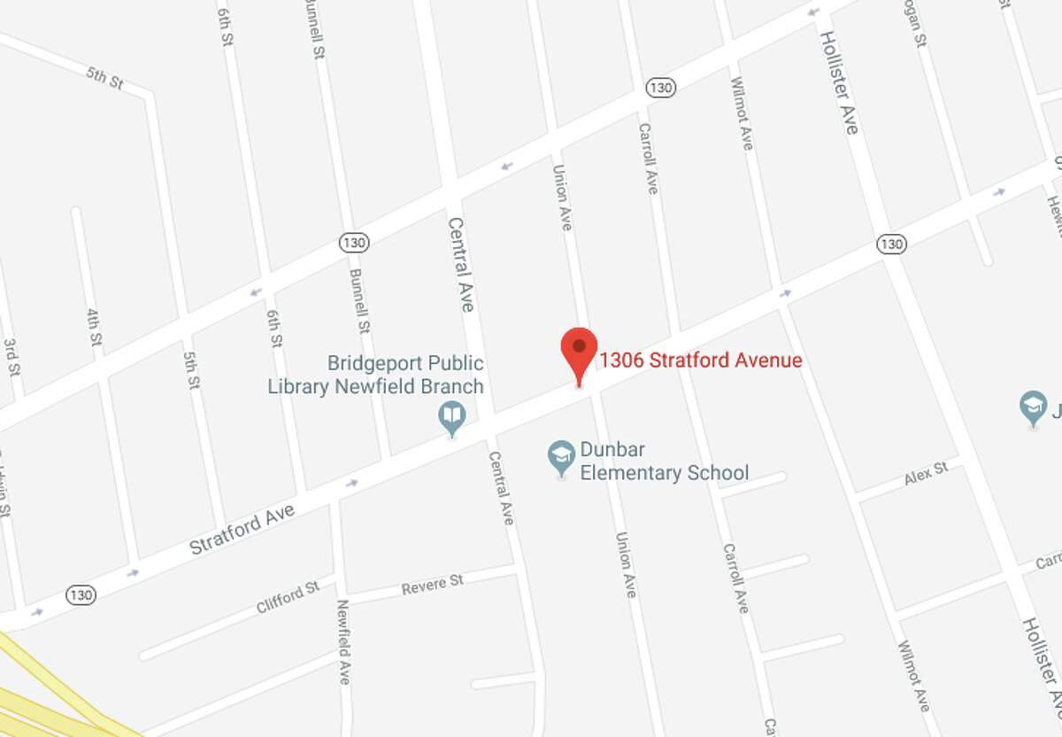 Bridgeport police are investigating after a victim was found shot in the buttocks at the Sunshine Deli on 1306 Stratford Ave. on Tuesday, Feb. 27, 2018.