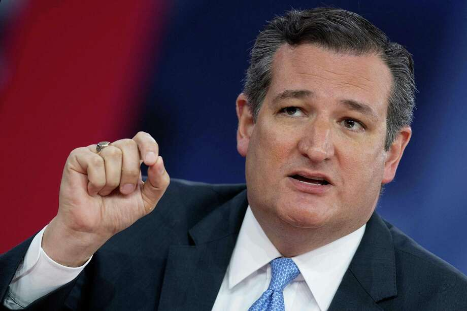 Cruz Photo: JIM WATSON, Contributor / AFP/Getty Images / AFP or licensors