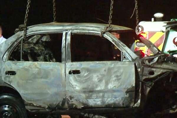 Police chase in NE Houston ends in deadly crash