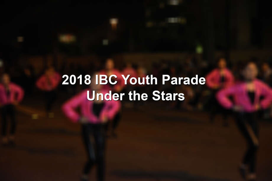 Participants in the IBC Youth Parade Under The Stars, Thursday, February 15, 2018. Photo: Laredo Morning Times