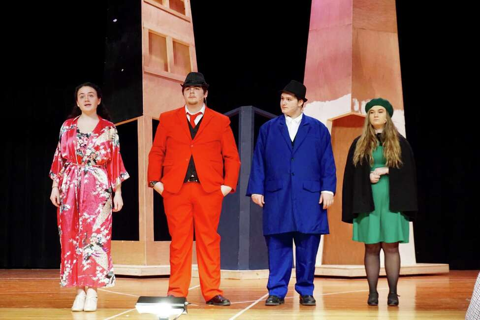 The Cairo-Durham High School production of