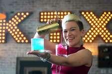 Bartender Lindsey Martin works at The Local Bar, Wednesday, Feb. 21, 2018, in Katy. ( Mark Mulligan / Houston Chronicle )