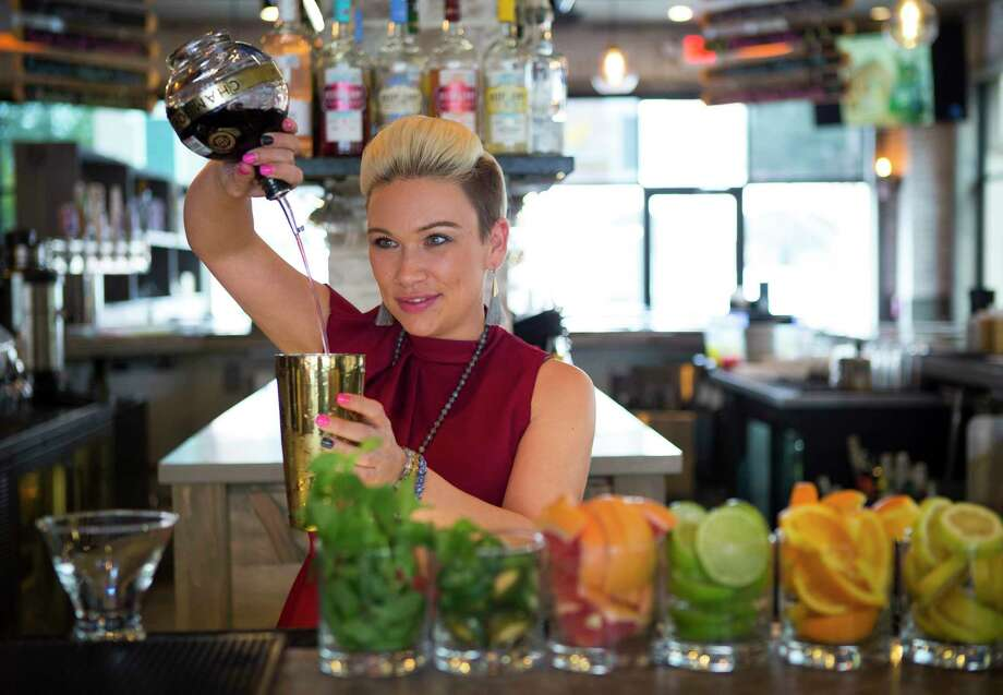The Local Bar22756 Westheimer Parkway Ste. 190, KatyRing in 2019 with aNYE Countdown Party that includes complimentary champagne toast and live music. Reservations are encouraged and a $25 deposit per table is required. Photo: Mark Mulligan, Houston Chronicle / © 2018 Houston Chronicle