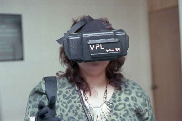cf76b68866a From the archives  NASA explores virtual reality in 1992 ...