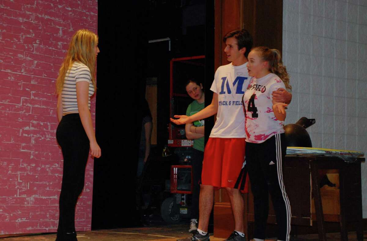 Mayfield Junior Senior High School production of
