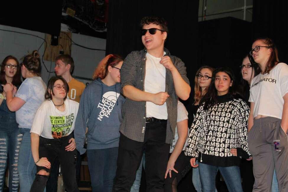 Catskill High School production of