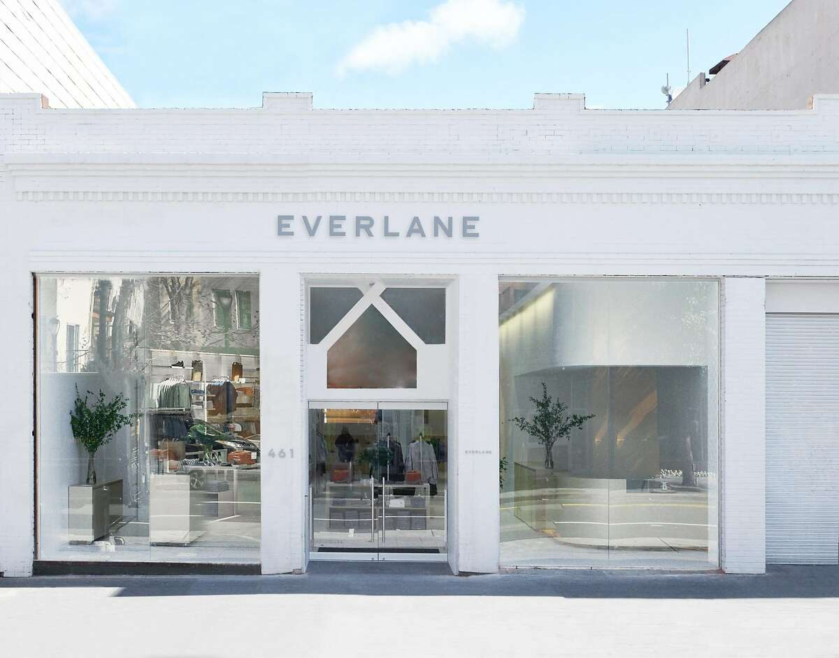 Everlane's first permanent brick-and-mortar store in San Francisco is at 461 Valencia St. in the Mission District. It opens March 3.