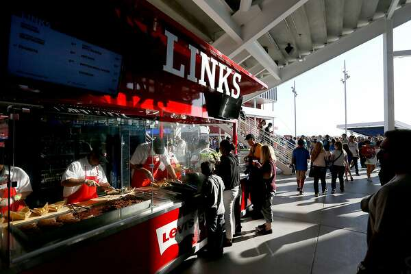 Hot dog! 49ers pick new concession operator at Levi's Stadium ...