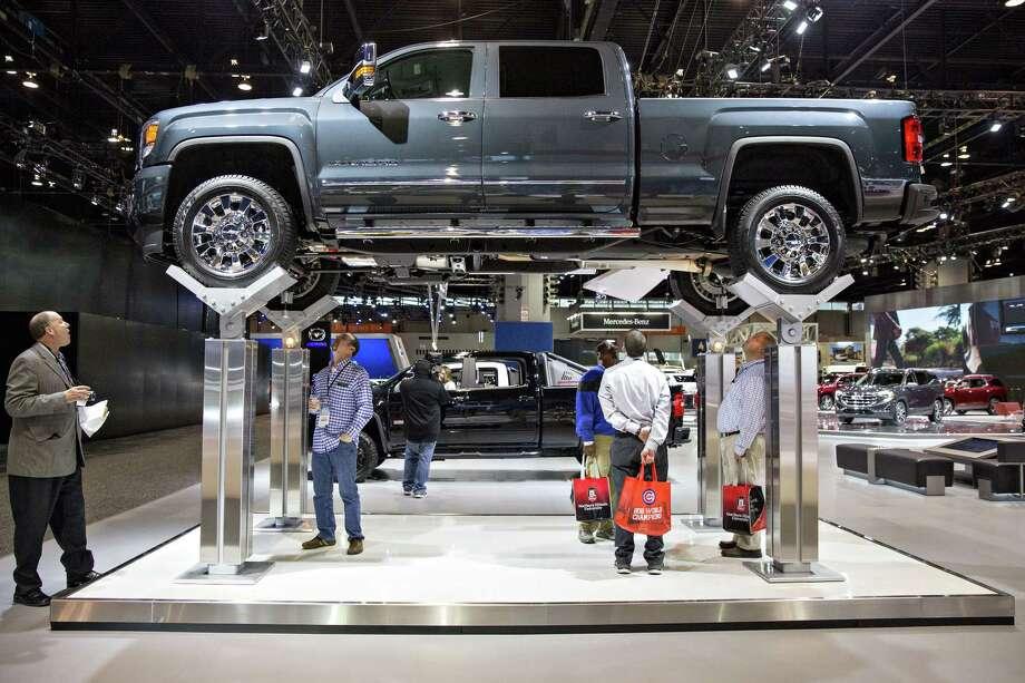 GM rakes in cash as high-end Denali line rides truck wave - SFGate