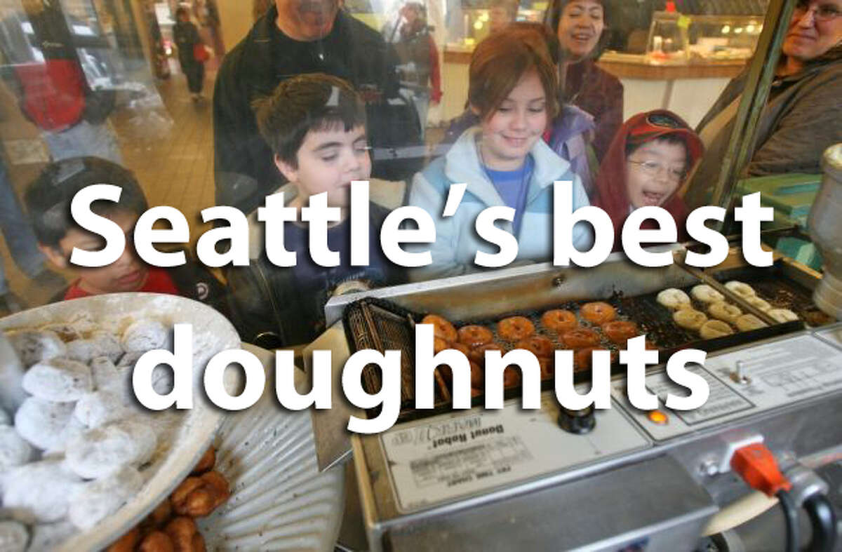 Now find the best of Seattle's homegrown doughnuts.