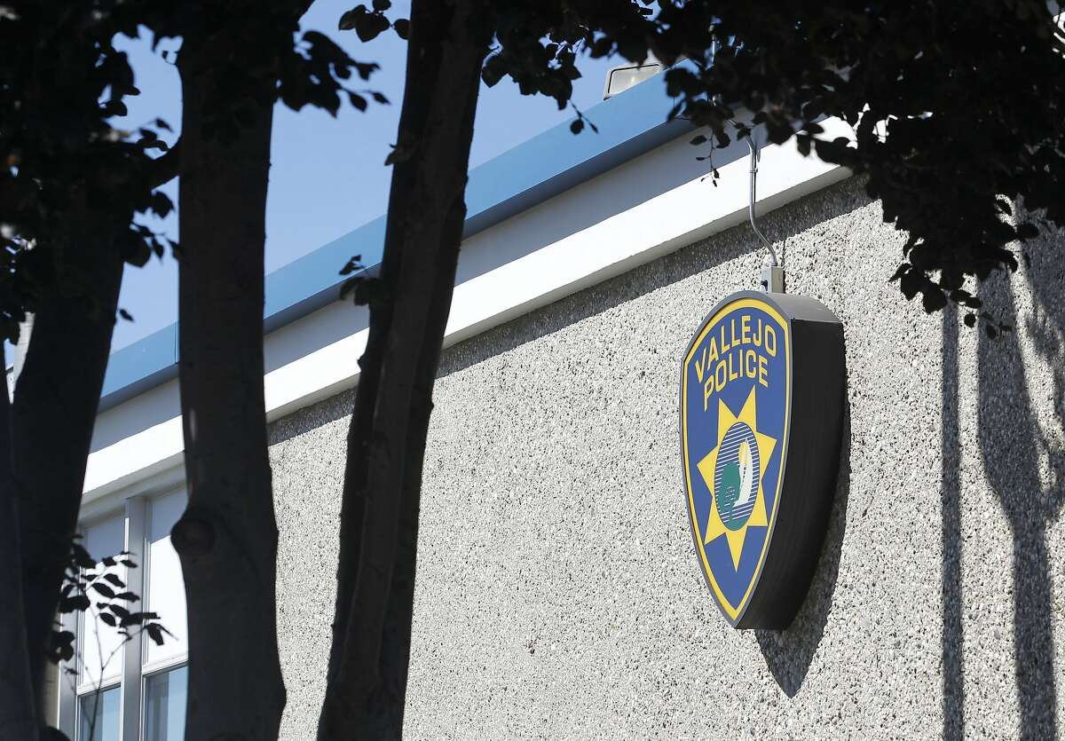 Vallejo's police department headquarters is seen in Vallejo, Calif. on Tuesday, July 14, 2015. The FBI is investigating a bizarre kidnapping case back in March, which Vallejo police originally determined to be a hoax, after a suspect was arrested for a botched home invasion in Dublin and possibly linking him to the kidnapping.